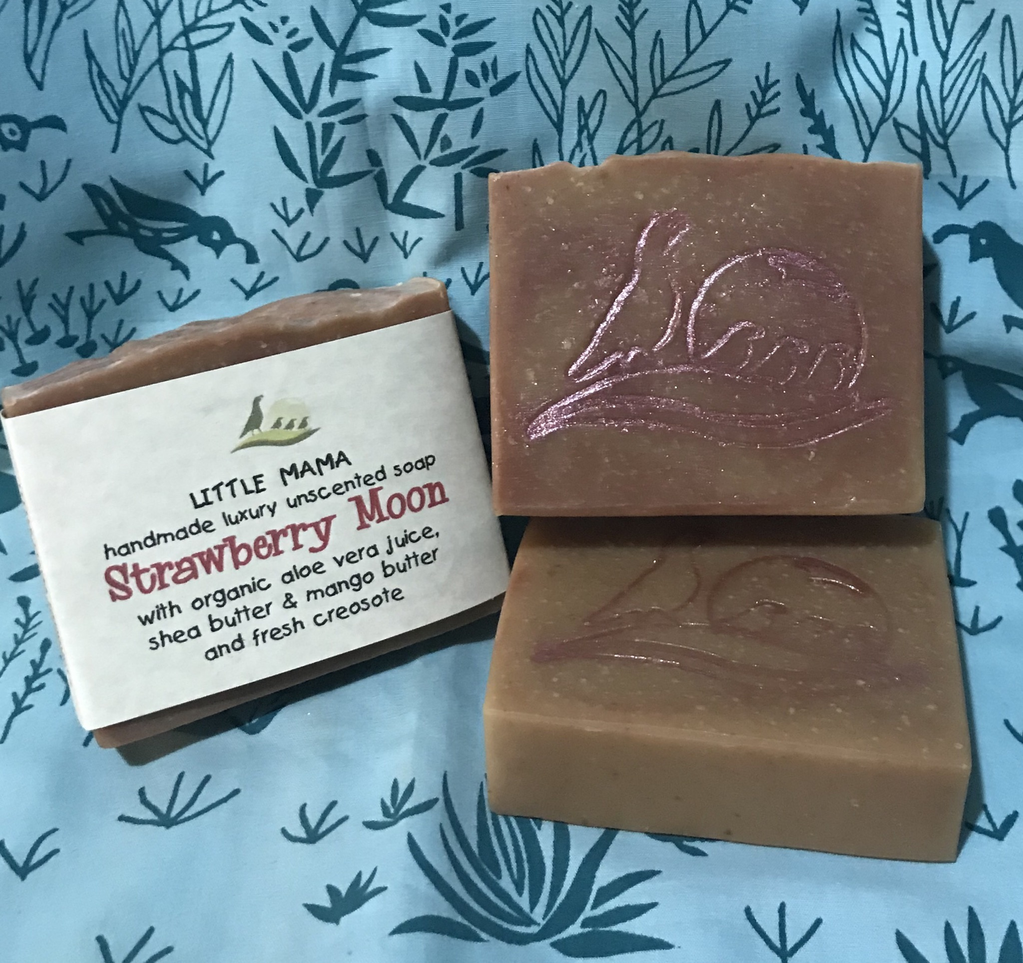 Creosote Soap (unscented)