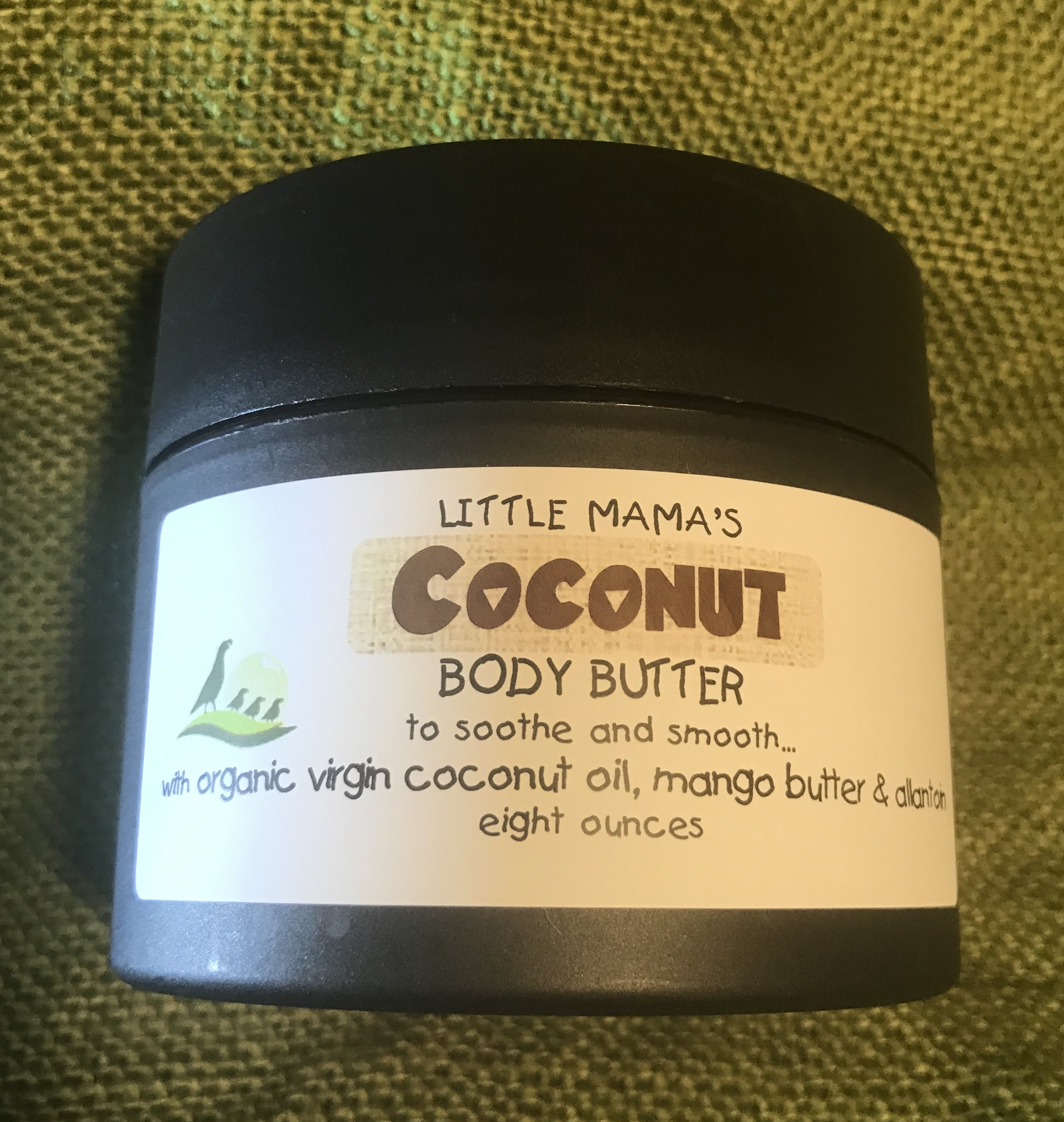 Coconut Body Butter (Airless Pump)
