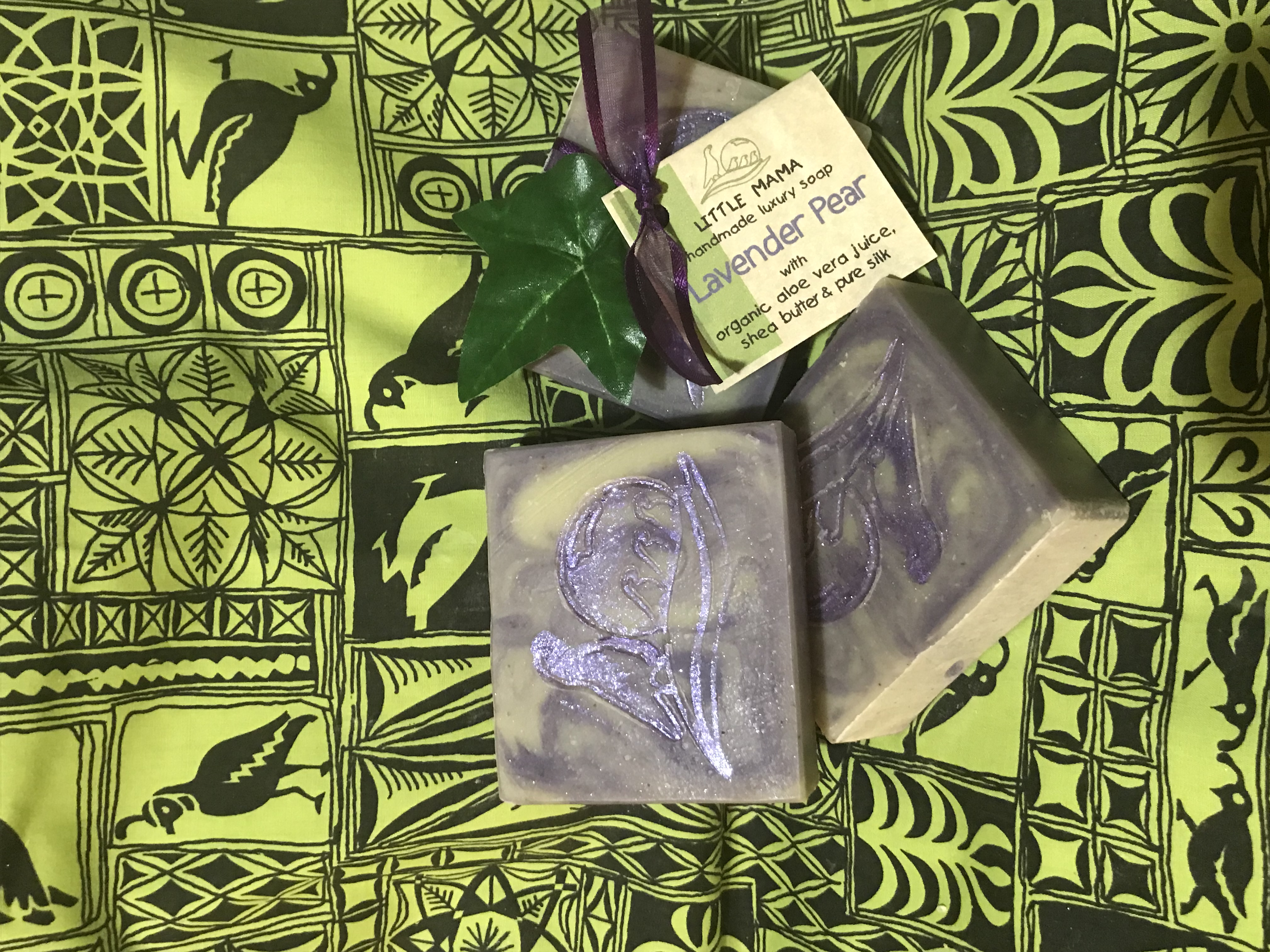 Lavender Pear Soap