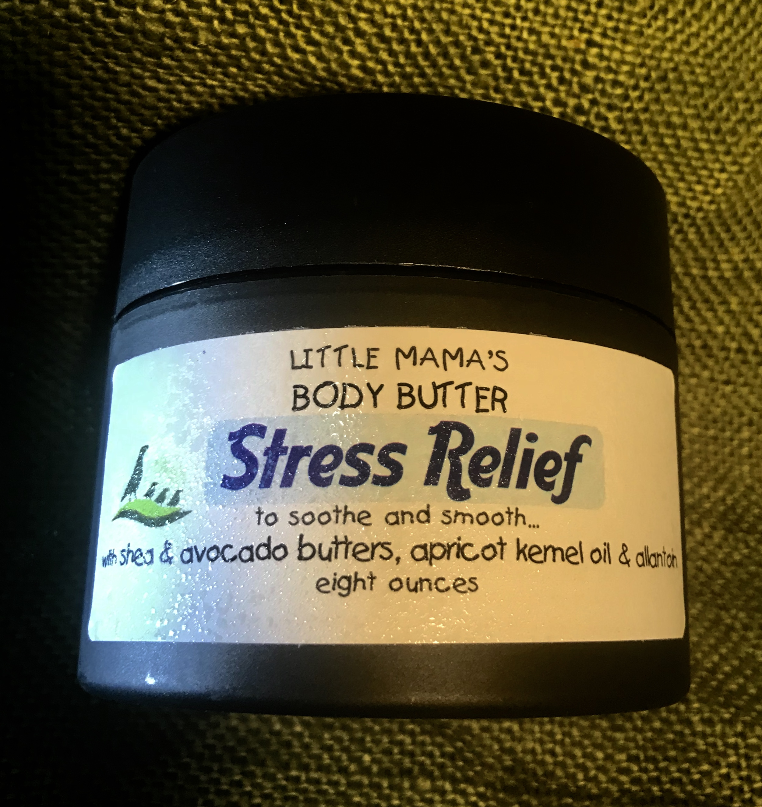 Stress Relief Body Butter