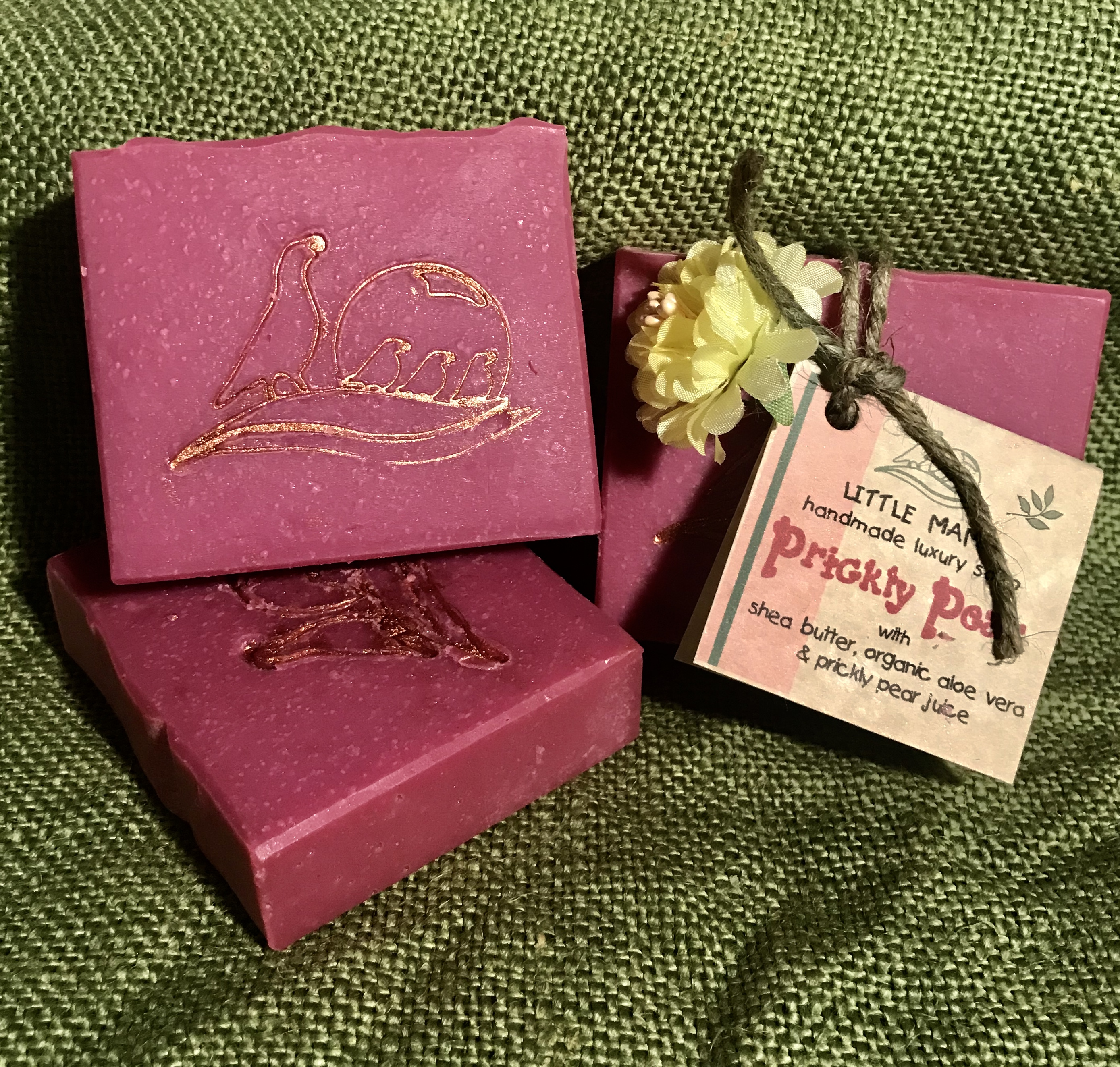 Prickly Pear Soap