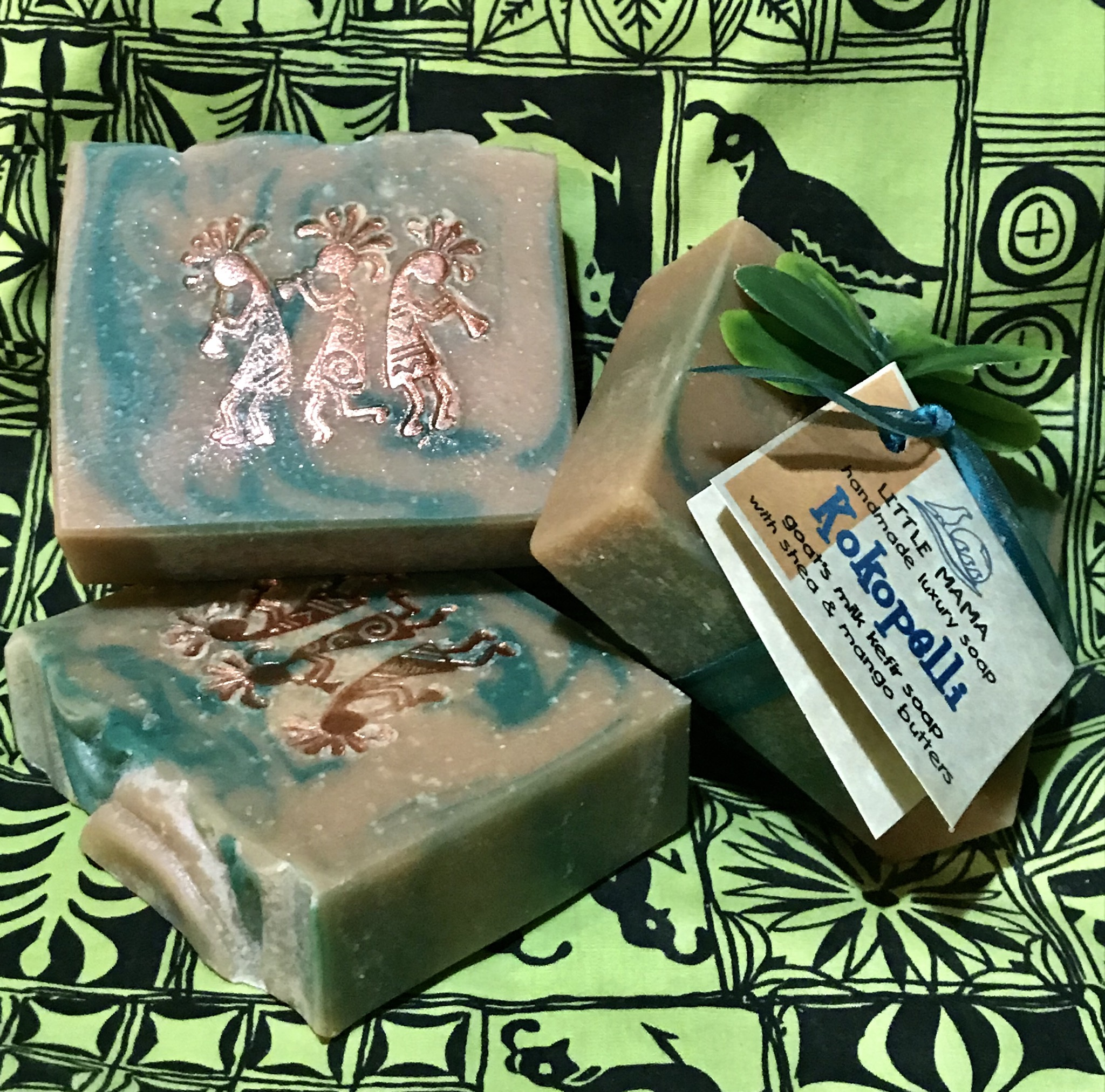 Kokopelli Soap