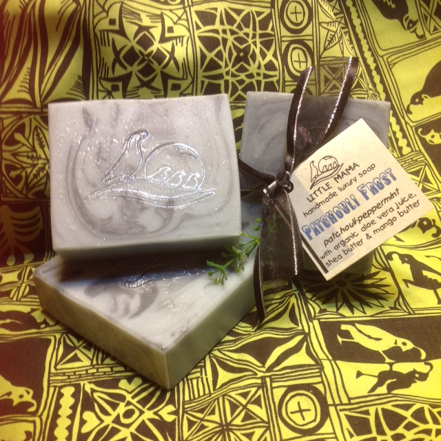 Patchouli Frost Soap