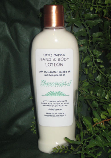 Unscented Hand and Body Lotion (8 oz.)
