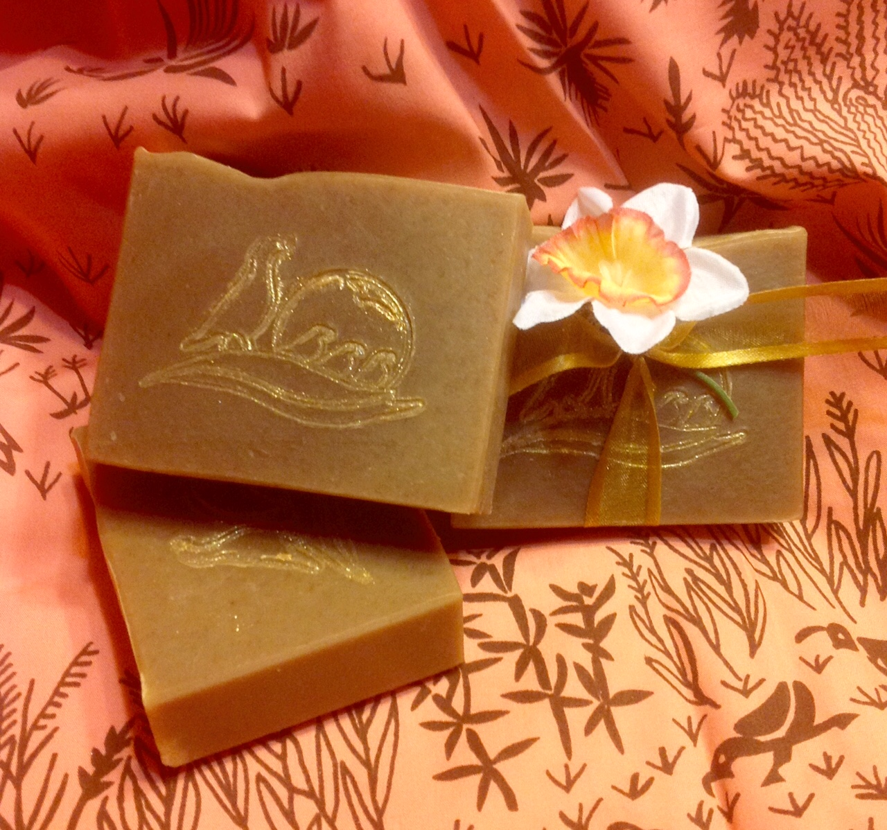 Almond Honey Creme Soap