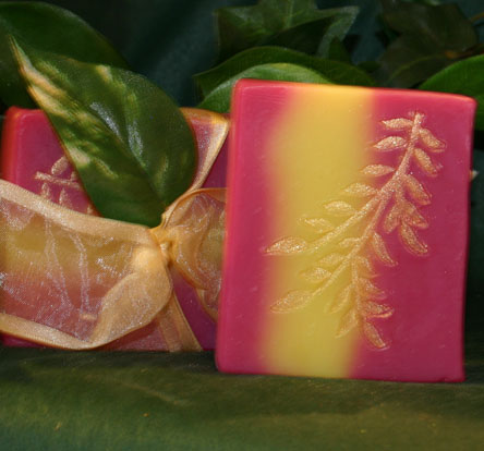 Bougainvillea Soap
