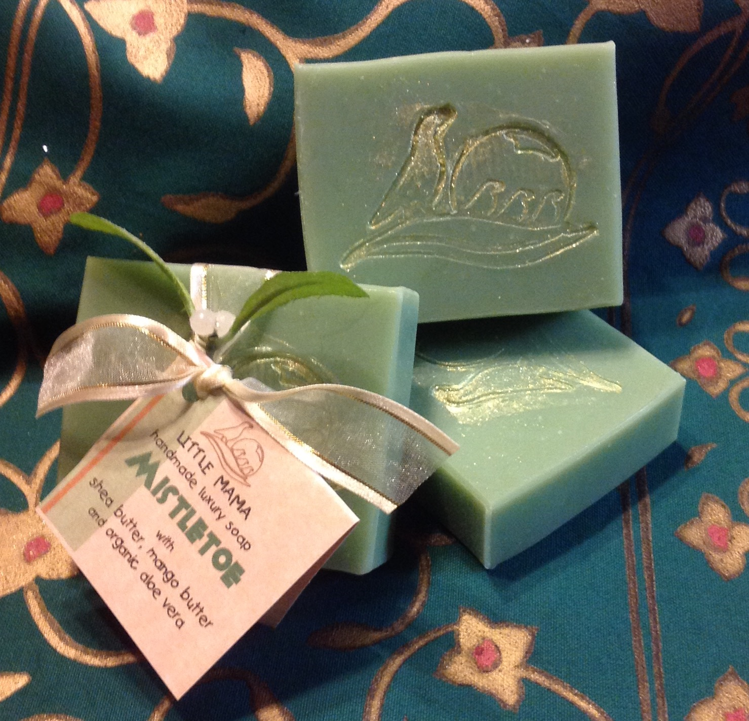 Mistletoe Seasonal Soap