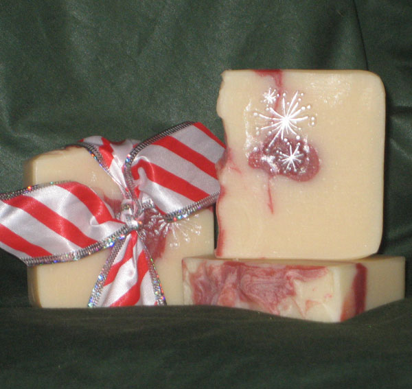 Peppermint Stick Soap