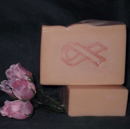 Pink Ribbon Castile Soap