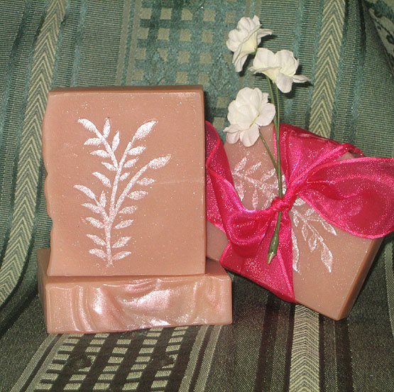 Raspberry Vanilla Goat's Milk Soap