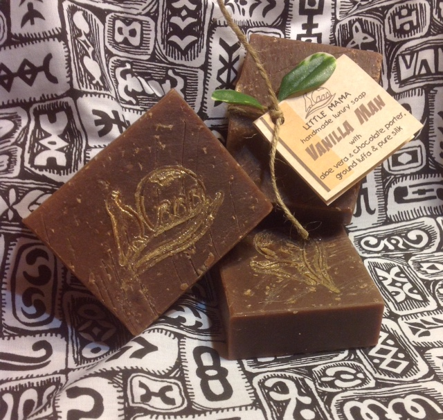 Vanilla Man Soap