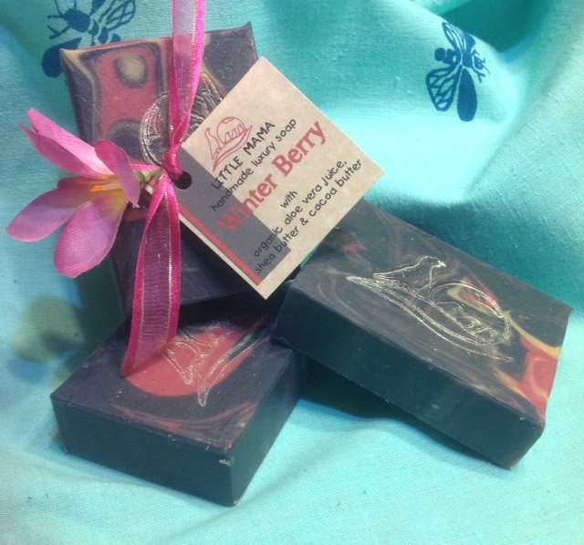 Winter Berry Soap
