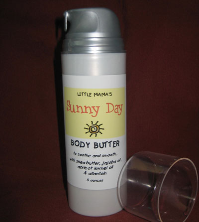 Sunny Day Body Butter (Airless Pump)