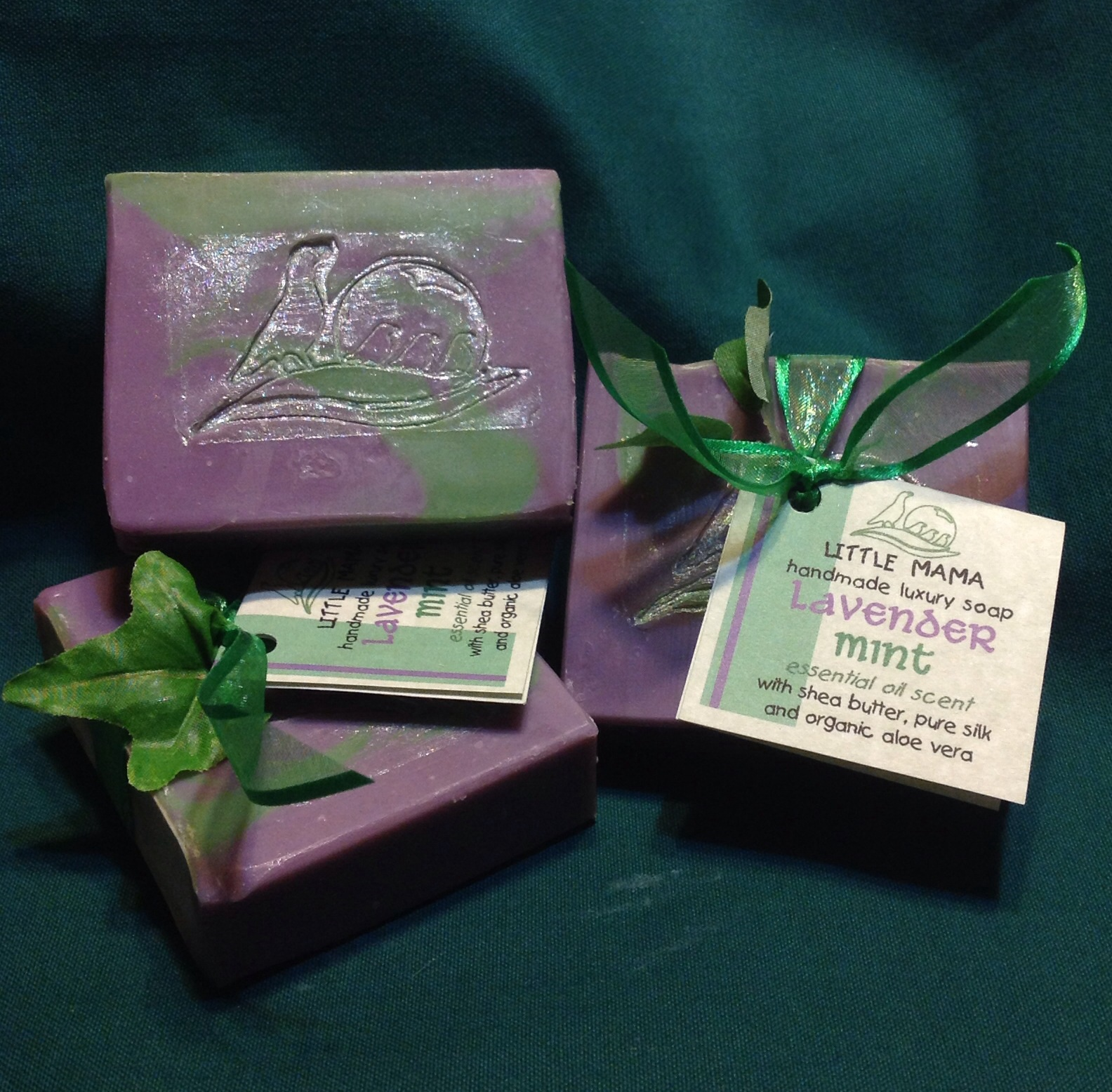 Lavender Mint Soap